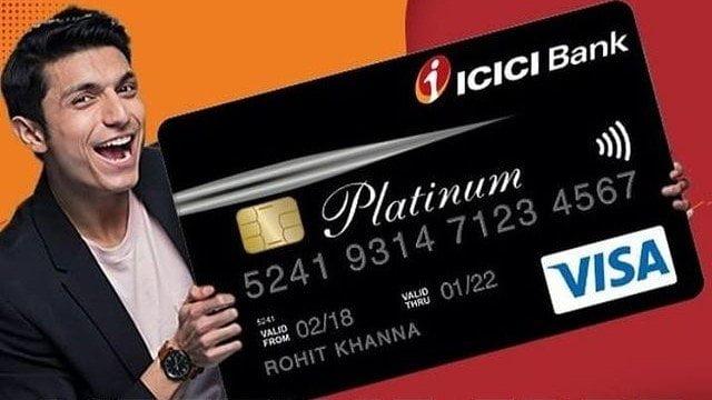 Amazon Icici Bank Credit Card