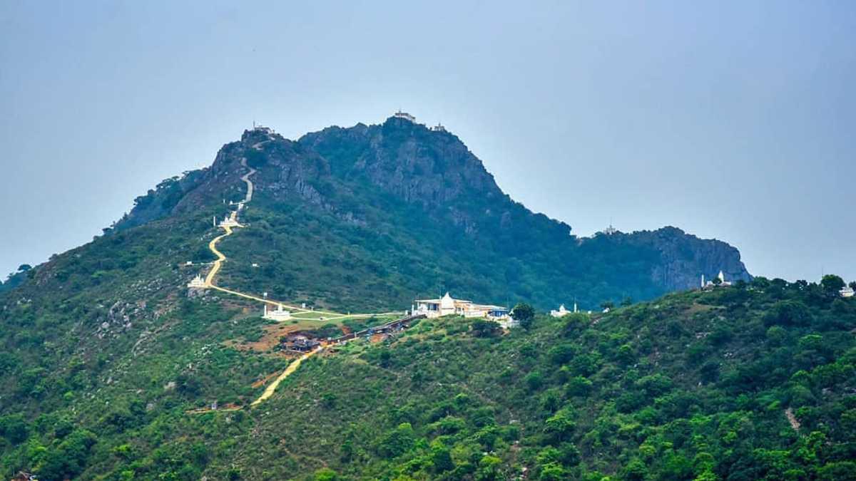 Parasnath Hill