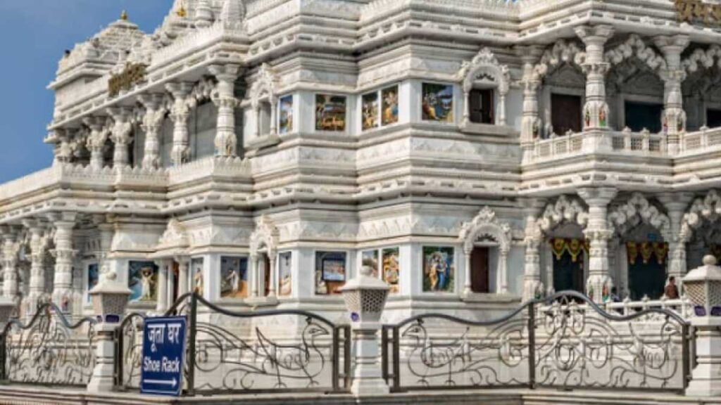 Banke Bihari Mandir Vrindavan